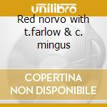 Red norvo with t.farlow & c. mingus cd musicale di Norvo red trio