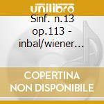 Sinf. n.13 op.113 - inbal/wiener simph. cd musicale di Shostakovich