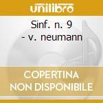 Sinf. n. 9 - v. neumann cd musicale di Dvorak