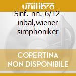 Sinf. nn. 6/12- inbal,wiener simphoniker cd musicale di Shostakovich