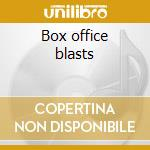 Box office blasts cd musicale