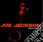 BODY AND SOUL cd musicale di Joe Jackson