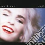 STOP cd musicale di BROWN SAM