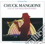 Live at hollywood bow cd musicale di Chuck Mangione