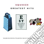 GREATEST HITS cd musicale di SQUEEZE