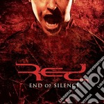 CD - RED - END OF SILENCE cd musicale di RED