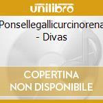 1917-divas-1939 cd musicale di Artisti Vari