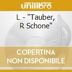Schone-tauber prima voce cd musicale di Artisti Vari