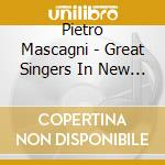 Great singers in new york cd musicale di Artisti Vari