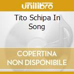 Schipa in song cd musicale di Artisti Vari
