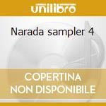 Narada sampler 4 cd musicale di Artisti Vari