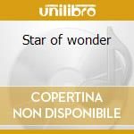 Star of wonder cd musicale di Tingstad & rumbel