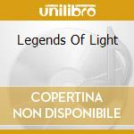LEGENDS OF LIGHT cd musicale di FRIEDEMANN