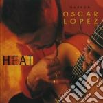 HEAT cd musicale di LOPEZ OSCAR