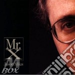 Mr.x feat.michael brecker - cd musicale di Miles Jason