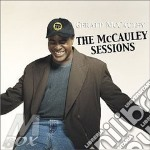 The mccauley sessions cd musicale di Gerald Mccauley