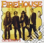 Category 5 cd musicale di Firehouse