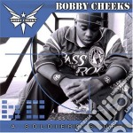 A soldier's story cd musicale di Bobby Cheeks
