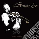 GROVER LIVE                               cd musicale di WASHINGTON GROVER JR.
