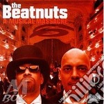 A musical massacre cd musicale di Beatnuts