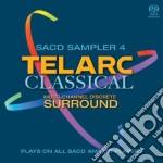 Classical sampler 4 cd musicale di Artisti Vari