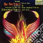 Firebird, the cd musicale di Stravinsky