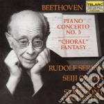 Conc.piano n.3 cd musicale di Beethoven
