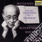 Conc.piano n.5 cd musicale di Beethoven