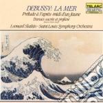 Mer-prelude a l'apres cd musicale di Claude Debussy