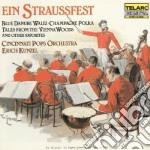 Eine straussfest cd musicale di Family Strauss