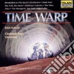 Time warp cd musicale di Artisti Vari