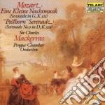 Prague Chamber Orchestra / Mackerras Charles - Mozart: Eine Kleine Nachtmusik  Posthorn Serenade cd musicale di Wolfgang Amadeus Mozart
