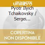 Piano concerti nn. 1 e n. 3 cd musicale di Tchaikovsky/prokifiev