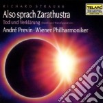 Also sprach zarathustra cd musicale di Richard Strauss