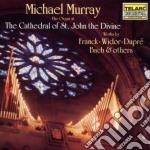 Works of franck,widor... cd musicale di Michael Murray