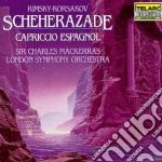 Scheherazade - capriccio cd musicale di Nicol Rimsky-korsakov