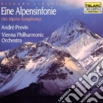Eine alpensinfonie cd musicale di Richard Strauss
