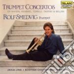 Trumpet concertos cd musicale di Smedvig/ling/scottis