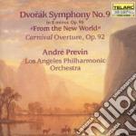 Symphony n.9 op.95 cd musicale di Dvorak
