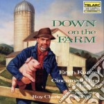 Down on the farm cd musicale di Artisti Vari