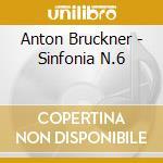 Bruckner 6 cd musicale di Bruckner joseph a.