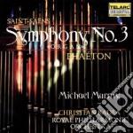 Symphony n.3 organ cd musicale di Saint-saens