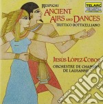 Ancient airs and dances cd musicale di Respighi