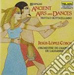 Lausanne Chamber Orchestra / Lopez-cobos Jesus - Respighi: Antiche Arie E Danze  Trittico Botticelliano cd musicale di Respighi