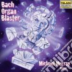 Musica per organo cd musicale di Bach