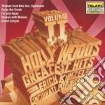 Hollywood's great hits 2 cd musicale di Artisti Vari