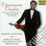 Viennese violin cd musicale di Artisti Vari
