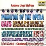 Kunzel/cincinnati pops orchestra cd musicale di Webber andrew lloyd