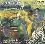 American voices cd musicale di Artisti Vari
