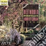 Bagatelles cd musicale di Beethoven